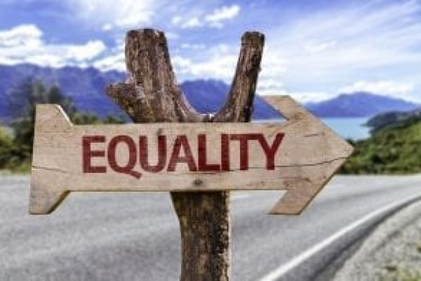 To emphasise equality