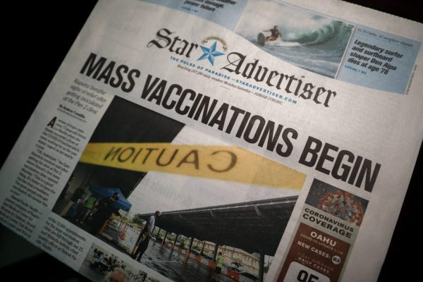 news item about vaccines