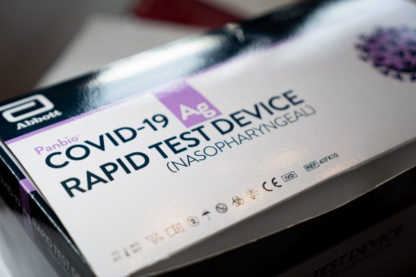 To show a rapid test